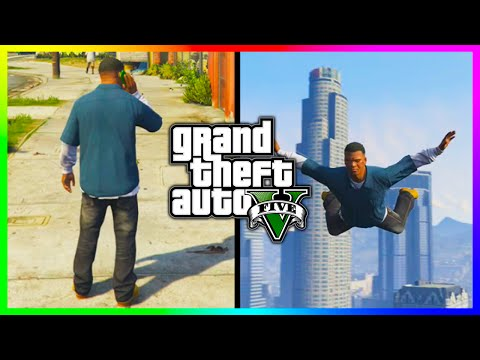 GTA 5 NEW Cell Phone Cheats Confirmed -