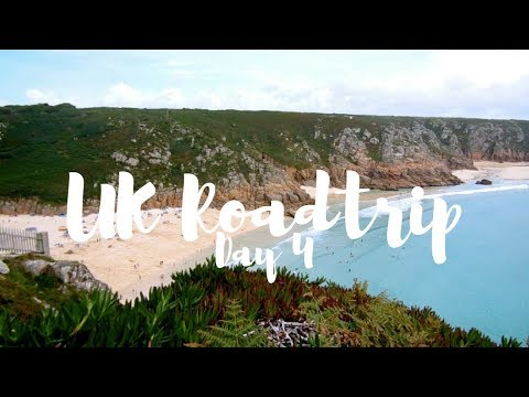 Lands End, Minack Theatre  & Penzance | UK ROAD TRIP DAY 4