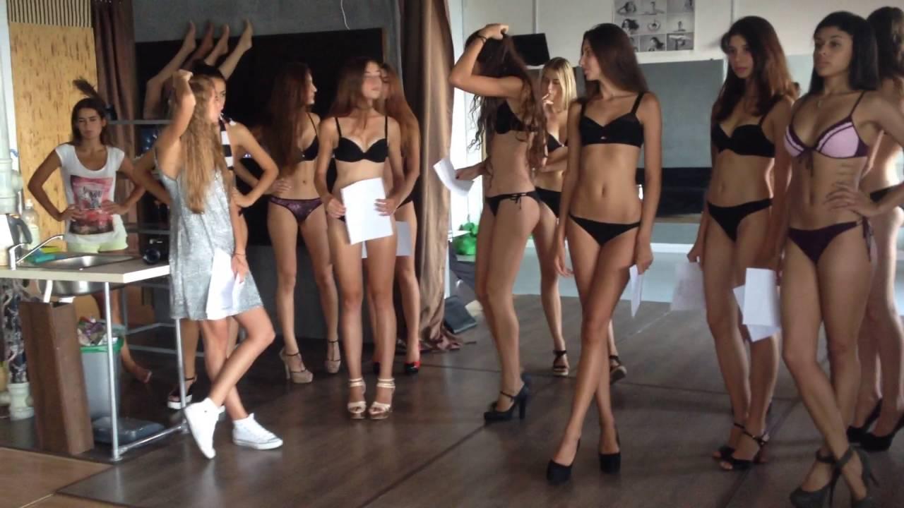видео кастингов моделей испании красотка