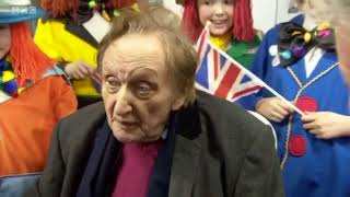 Sir Ken Dodd's LAST public appearance and interview