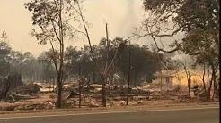 Fire: Highway 12 in Kenwood