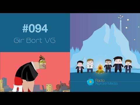 Radio Nordre Media XCIV (94) - Gir Bort VG