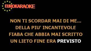Giusy Ferreri  Non Ti Scordar Mai Di Me   Karaoke