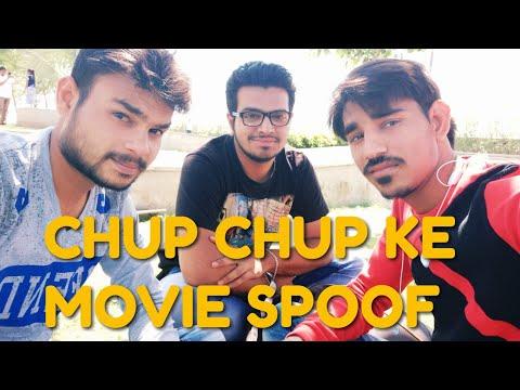 Chup Chup Ke Comedy Movie Spoof | Paresh Raval | Rajpal Yadav | Sahid Kapoor | Kuch Bhi Lets Fun