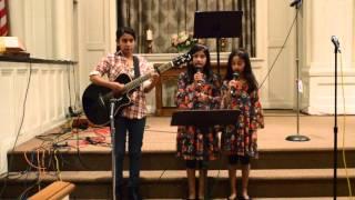 English Christian || You Never Let Go || Sarella sisters ||