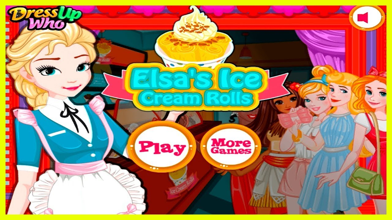 Free Ice cream Games For Girls!