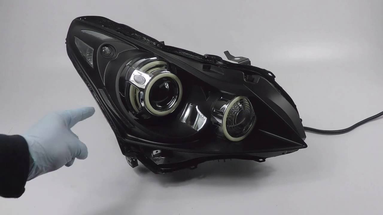 Lightwerkz Global Inc  OEM HID Projector Retrofits, Angel