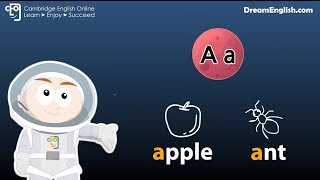 Video ABCs in Space: Sing and Learn 10 Words: ABCDE download MP3, 3GP, MP4, WEBM, AVI, FLV Juli 2018