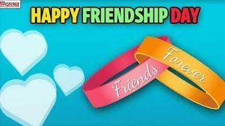SPECIAL DAYS (5 AUGUST 2018) HAPPY FRIENDSHIP DAY