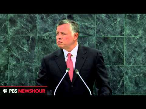 King of Jordan Abdullah II's U.N. General Assembly Speech