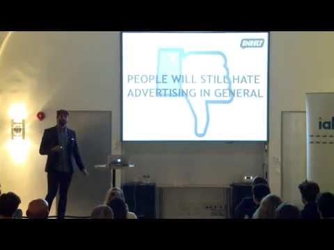 IAB Sveriges Trendseminarium 2014, Lance Traore, Unruly Media