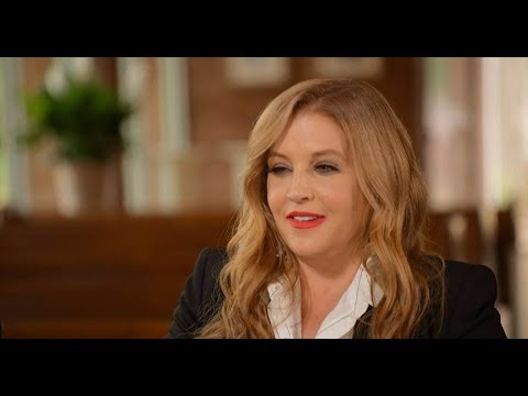 Lisa Marie Presley interview 2018 - Today - NBC