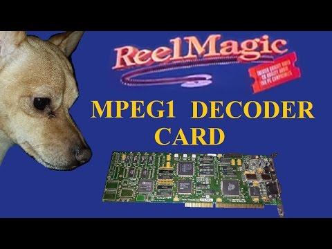 Reelmagic decoder card