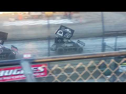 Lemoore Raceway KOFC 9/8/18 Restricted Heat 1