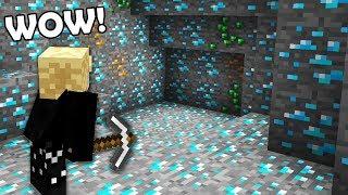 TOTO sme našli v Minecraft SURVIVAL SVETE