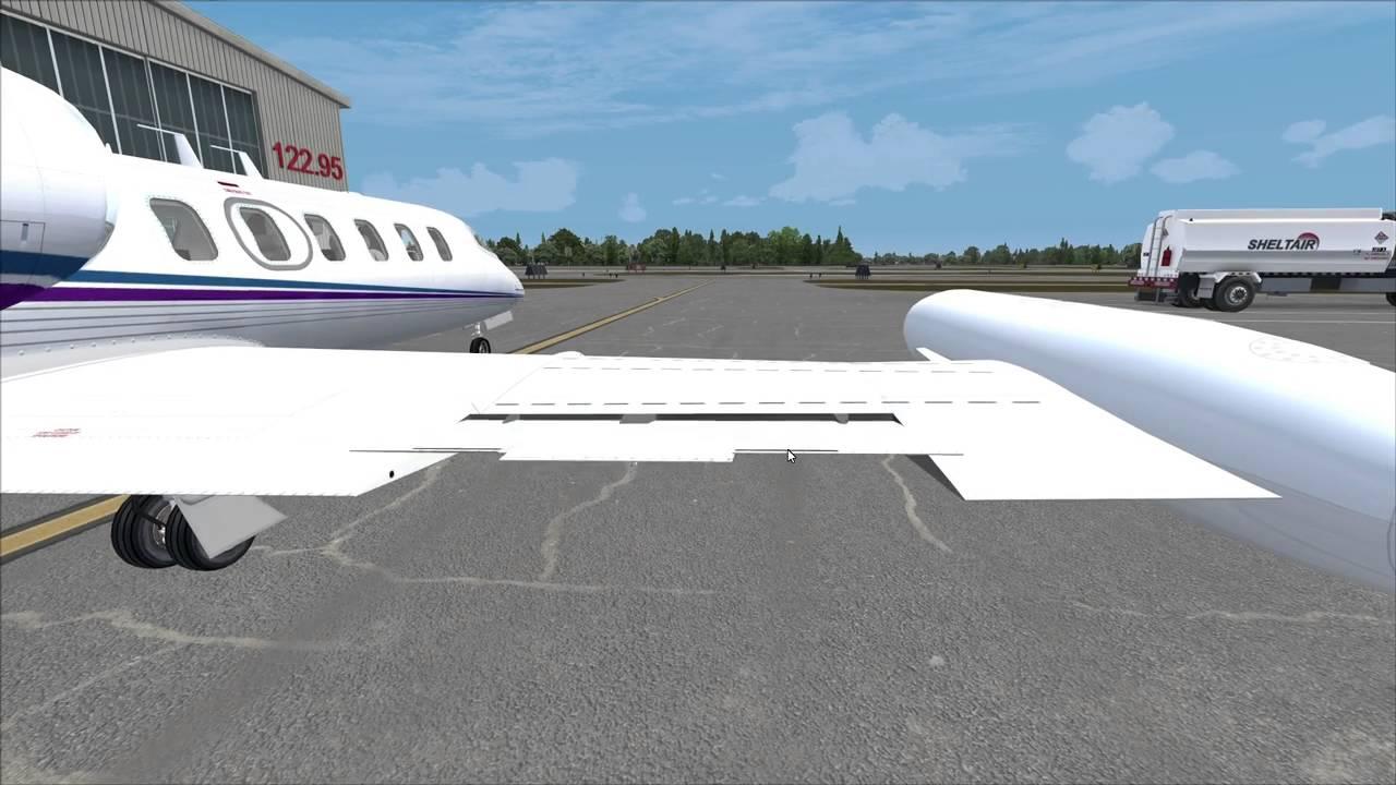 Flysimware's Learjet 35A for FSX & P3D Updated to v2 8