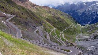 Stilfser Joch hoch --- Tour Gardasee - Dolomiten - Südtirol 2014