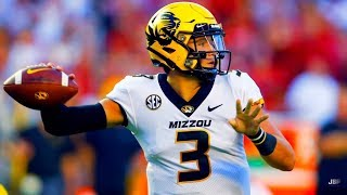 Missouri QB Drew Lock Career Highlights ᴴᴰ