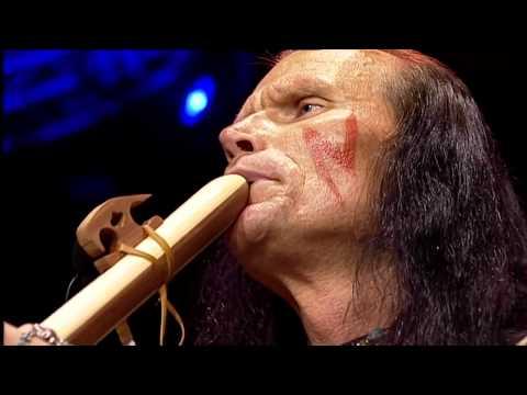 Nightwish and John Two-Hawks - 16 Creek Marys Blood (HD)