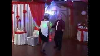 Серебряная свадьба.Танец