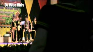 SUGANDOI PENAMPANG 2015 CONTESTANT CHOIR 2 KAAMATAN SONGS