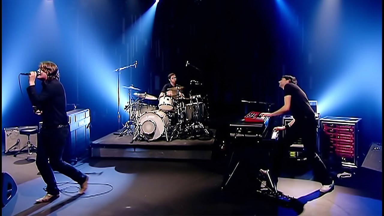 Keane - Is It Any Wonder? (AOL Sessions 2006)