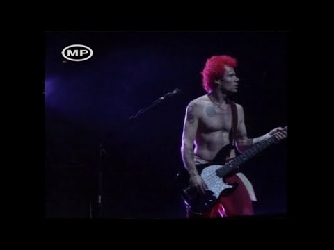 Red Hot Chili Peppers Budokan 2000 (remastered)