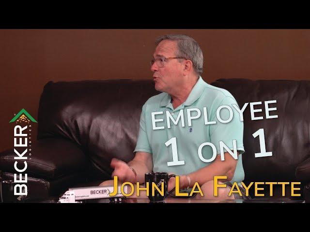 Employee One on Ones - John La Fayette