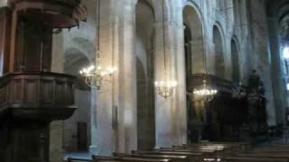 Toulouse jacquaire  Basilique Saint Sernin I