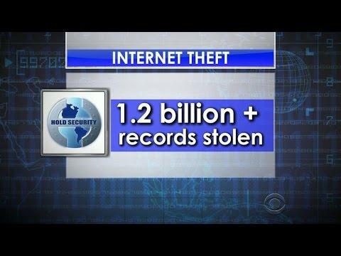 Russian hackers steal 1.2 billion internet...