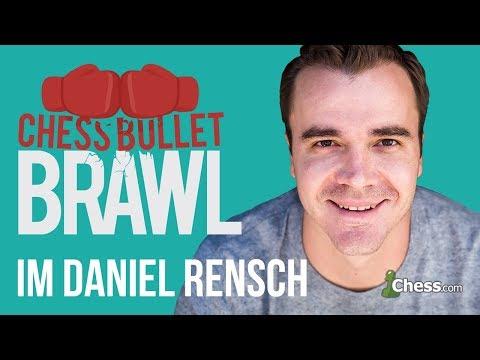 Chess Bullet Brawl: Danny Rensch Vs Bikfoot