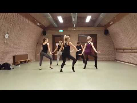 PUUR by Dinne Groothuis: Christina Aguilera - Ain't no other man  | Broadway Jazz Choreography
