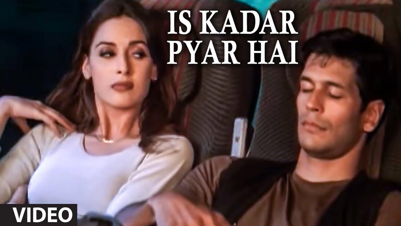 "Download Is Kadar Pyar Hai Video Song Sonu Nigam's Super Hit Hindi Album ""Deewana"" Feat. Milind Soman"
