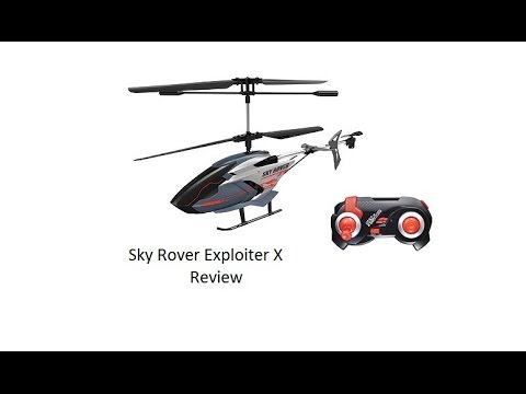Amazoncom SkyRover Voice Command Helicopter Toy Toys