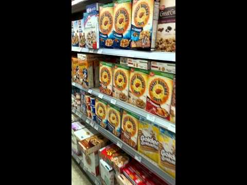 Panama - Supermarket Cereals