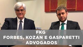 Carlos Forbes e Marco Gasparetti falam da nova banca, especializada em Contecioso