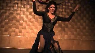 Mari Jane performing her talent