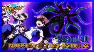 Inazuma Eleven Go Galaxy - Episodio 40 español «¡Nuestra última batalla!»