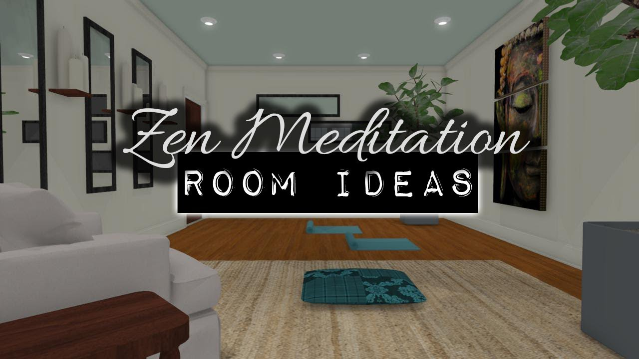 Zen Meditation Room Design Ideas DIY Home Design YouTube