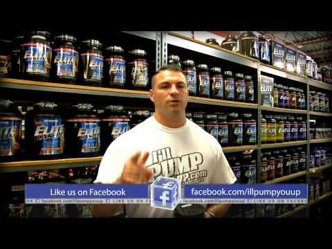 Rich Piana 5% Nutrition ALLDAYYOUMAY Supplement Review and Taste Test