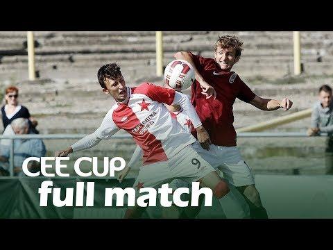 CEE Cup GENERALI 2017 AC Sparta Praha vs SK Slavia Praha