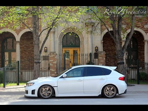 Tom S Stanced Sti Hatch Youtube