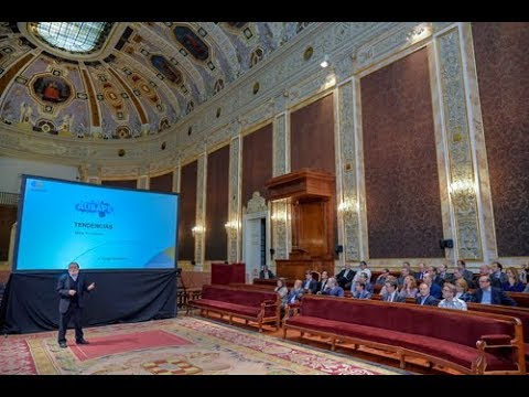 Sesión Magistral - Tendencias Económicas: lo que esta por llegar