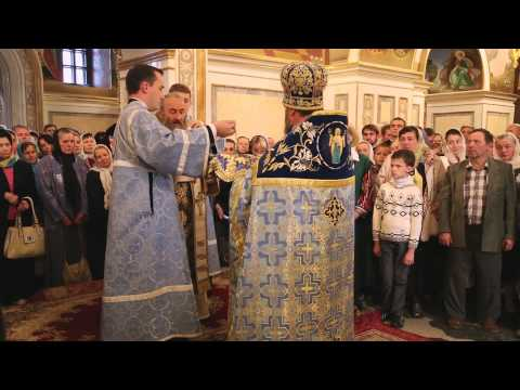 Лавра торжественно празднует Успение Пресвятой Богородицы