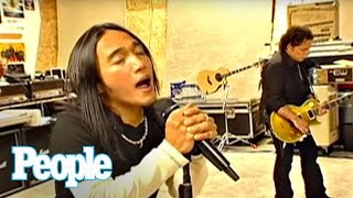 The Journey rockers share how they discover their new lead singer, Arnel Pineda of the Philippines, through a Youtube video. Subscribe to ...