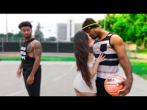 DID I REALLY STEAL HIS GIRL IN A BASKETBALL GAME?