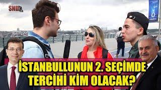 İstanbul Üsküdar'da sorduk: Ekrem İmamoğlu mu, Binali Yıldırım mı?