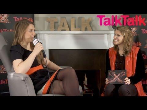 Pips Interviews Ella Henderson - Backstage with TalkTalk - The X Factor UK 2012