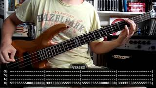 BAD RELIGION - Part III (bass cover w/ Tabs)