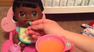 Kids Toys-Baby Alive Real Surprises Doll Morning Routine with Violet